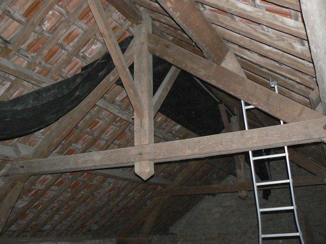 Film sous toiture r novation d une grange for Renovation d une toiture