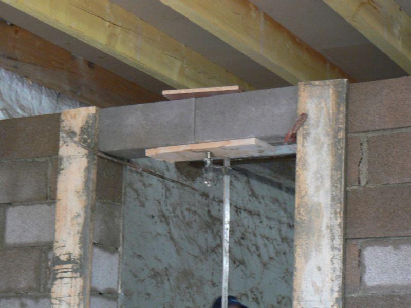 construction mur r novation d une grange. Black Bedroom Furniture Sets. Home Design Ideas